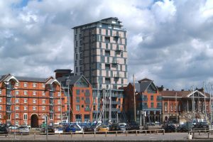 Albion Wharf, Ipswich